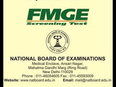 foreign medical graduates examination fmge