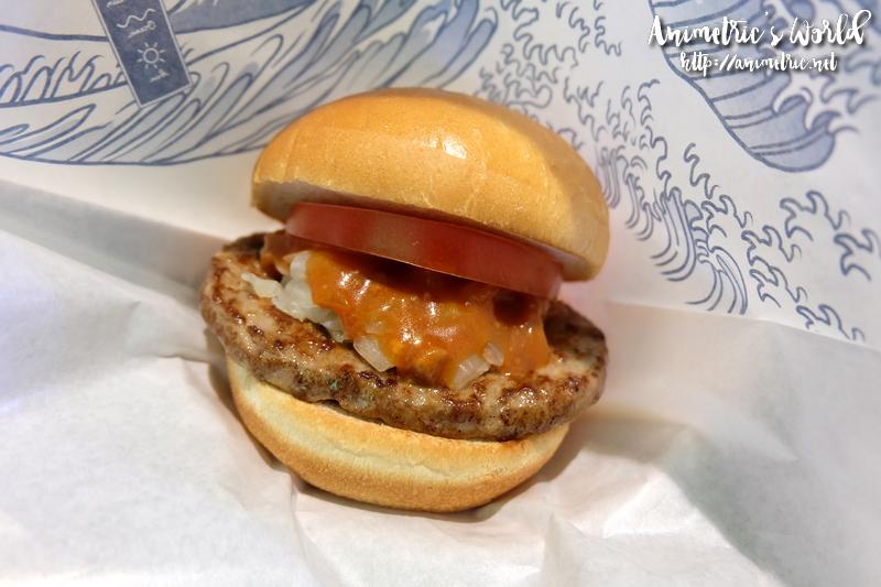 Mos Burger Pop Up Store