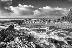Rush to the sea...(Explored)  (由  northdevonfocus