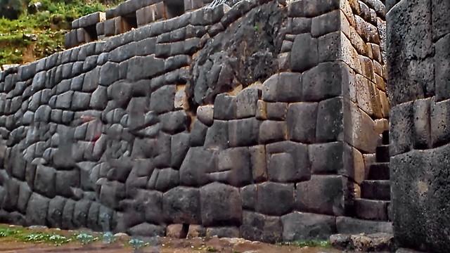 Sacsayhuaman Cuzco Perú