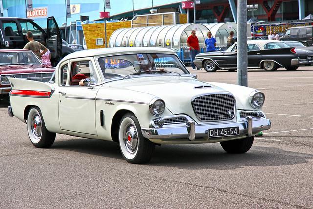 Studebaker Hawk Sport Coupé 1961 (4643)