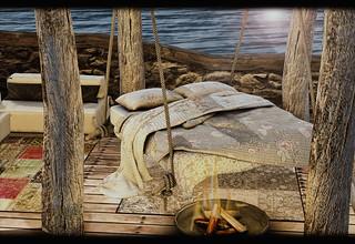 Dreamland Designs - Envers Hanging Bed