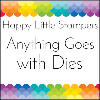 Happy Little Stampers - Anything Goes With Dies Badge