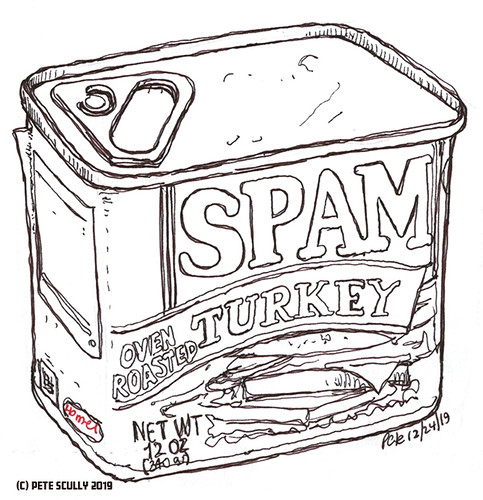 Spam tin | by petescully