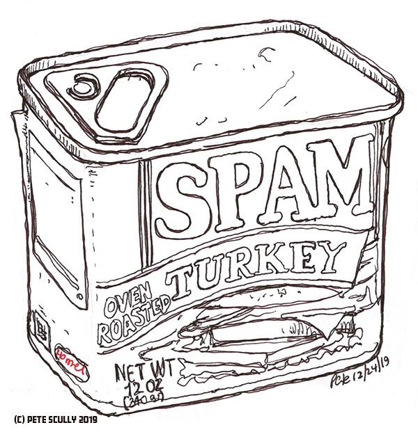 Spam tin