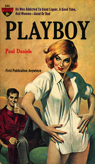 Monarch Books 233 - Paul Daniels - Playboy