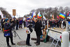 Kein Krieg zwischen den USA und Iran! Kundgebung in Berlin