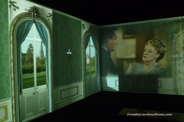 Downton Exhibition at FromMyCarolinaHome.com