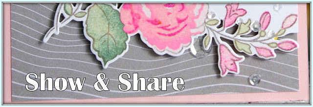 Virginia's Show and Share