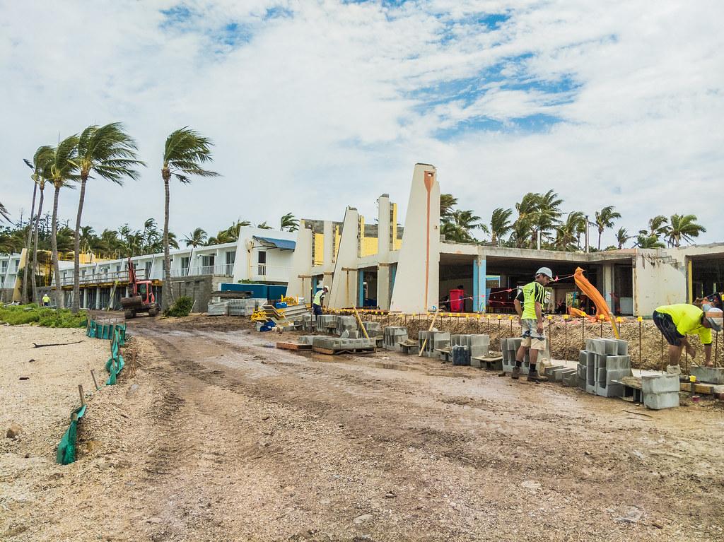 Under Construction: Daydream Island Resort