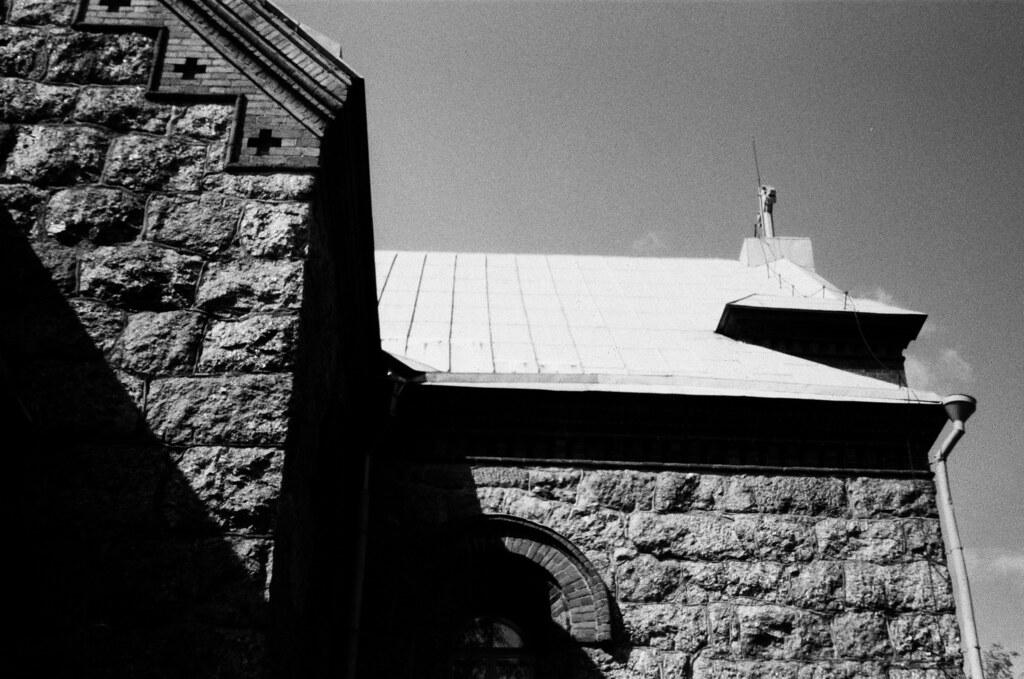 Details of Kitee Church