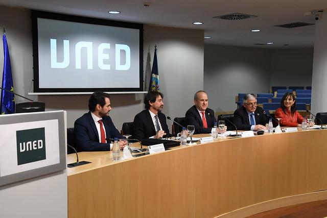 Arturo Galán González, nuevo decano de la Facultad de Educación de la UNED (15/01/20)