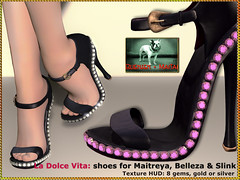 Bliensen - La Dolce Vita - Shoes