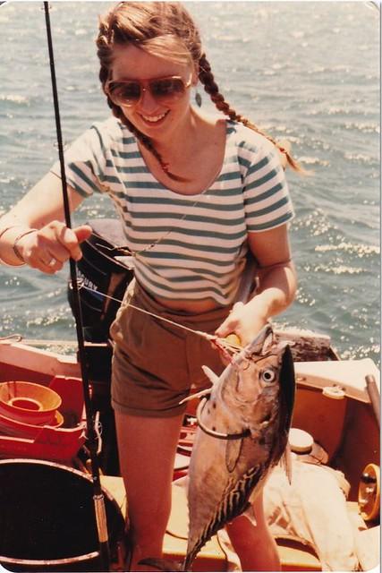 Sista Al can fish! - where (WA) - date