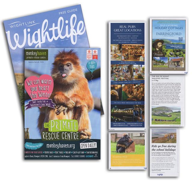 Wightlife Magazine - 2020 Issue 1