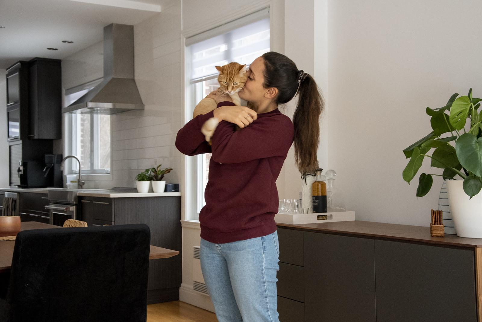camille dg chat salle à manger mobilia