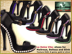 Bliensen - La Dolce Vita - Shoes - colours