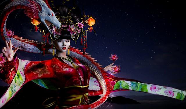 ~China Empress~