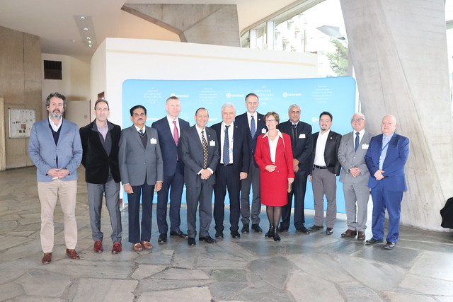 IOC Officers Meeting - January 2020