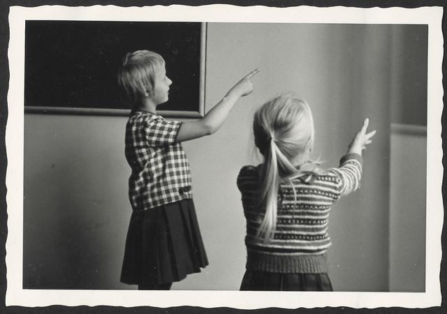 ArchivU968 Schulatmosphäre, Album b, 1960er
