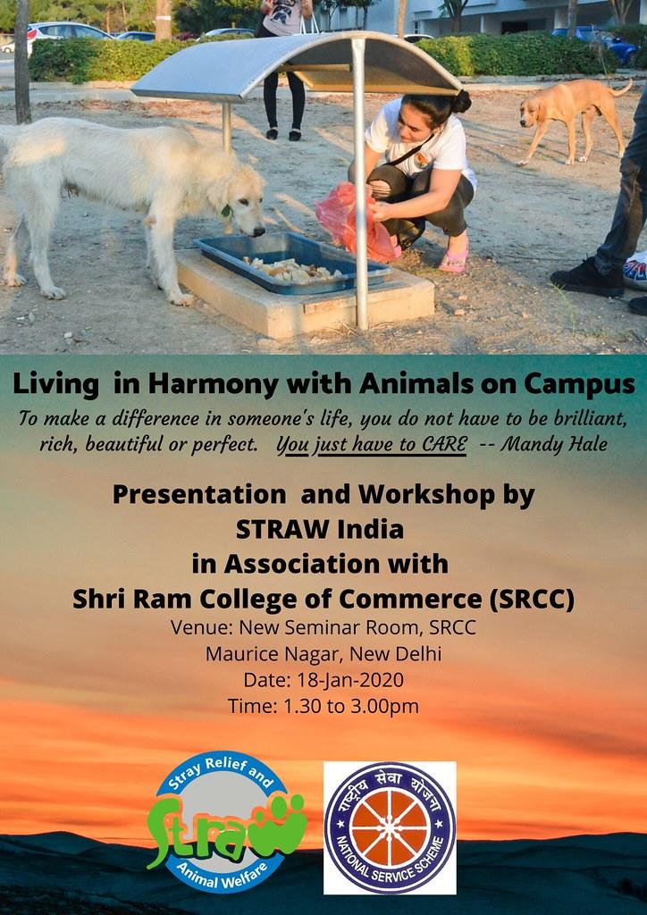 Presentation & Workshop @ SRCC
