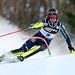 Druhé místo ve Flachau vybojovala Švédka Anna Swenn Larsson., foto: Anna Swenn Larsson, Instagram