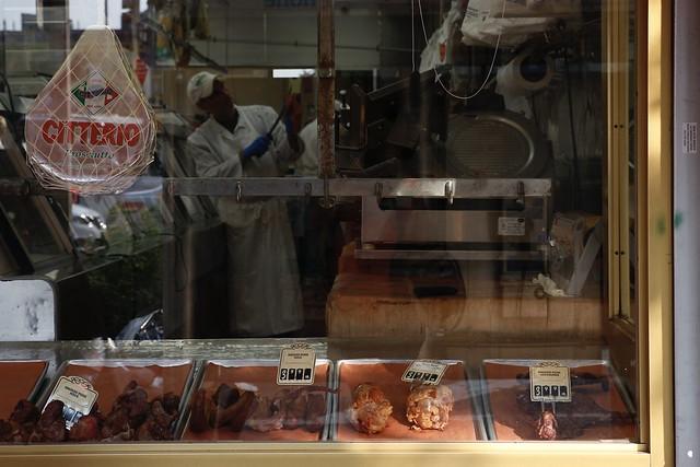 Esposito Meat Market.