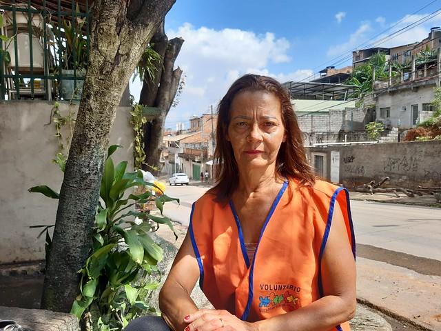 15/01/2020. SLU amplia os serviços de limpeza nas vilas e favelas. Fotos: Delano Laine / SLU