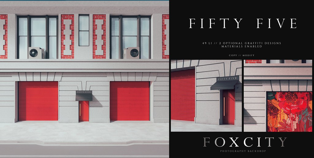 FOXCITY. Photo Booth – Fifty Five