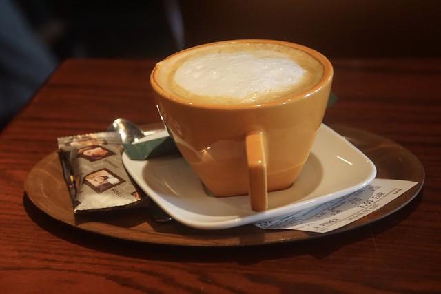 Cappuccino     Will. Wetzlar 75mm  F 4.5 ?