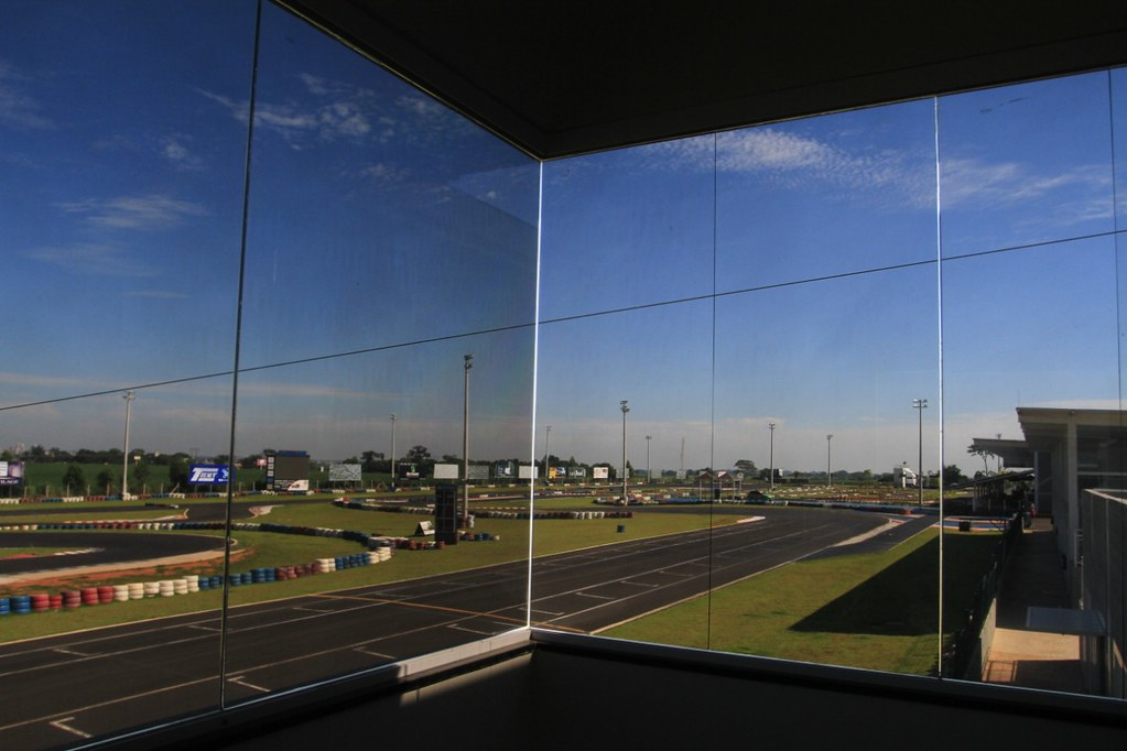 Visita ao Speed Park – Kartódromo