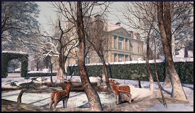 A few more winter days in Valpennac