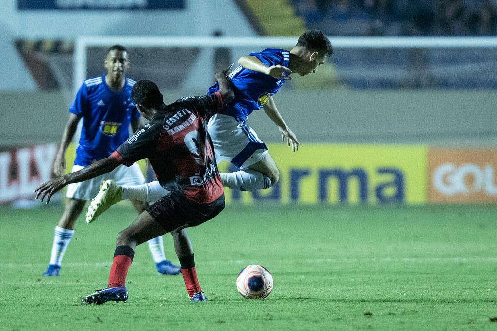 Sub-20 - Cruzeiro x Oeste - 14/01/2020