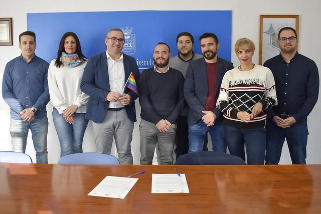 Los Palacios y Villafranca se adhiere a la Red de Municipios Orgullosos de Andalucía