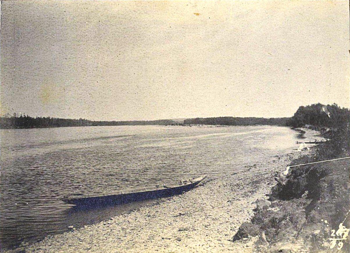 267. Река Бурея у Чекунды