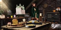 The art behind food