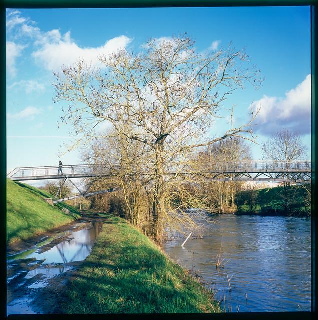 La rivière Nièvre (canal de dérivation)