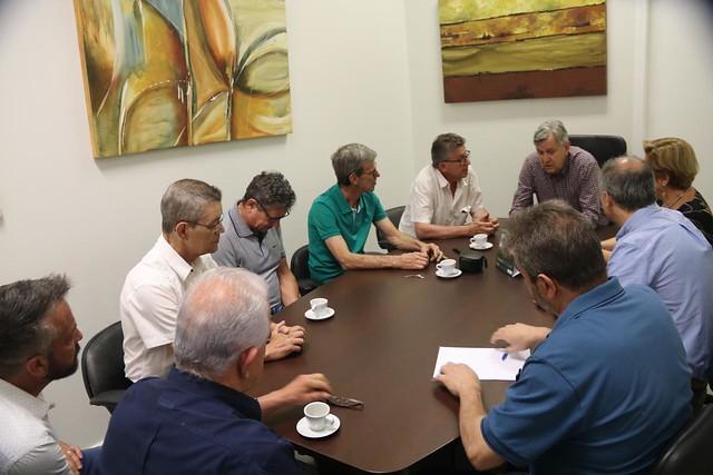 14/01/2020 Reunião com Executiva dos Progressistas - Farroupilha