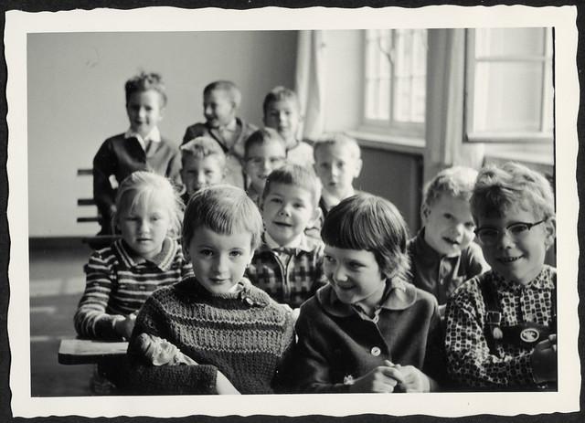 ArchivU973 Schulatmosphäre, Album b, 1960er