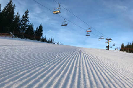 Aktuálně: Česko čeká na sníh, v Alpách téměř ideální podmínky
