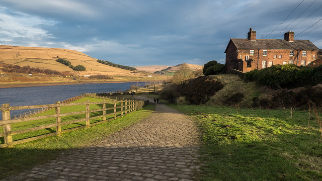 The Longdendale Trail