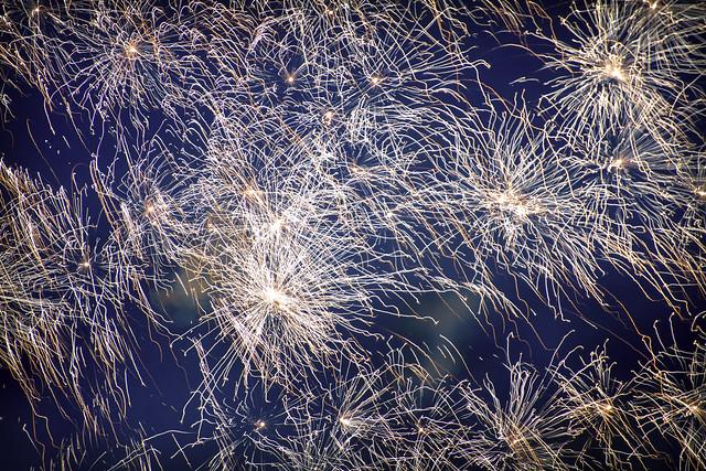Fireworks XI