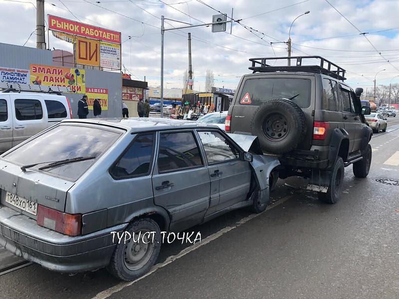 Дороги Ростова