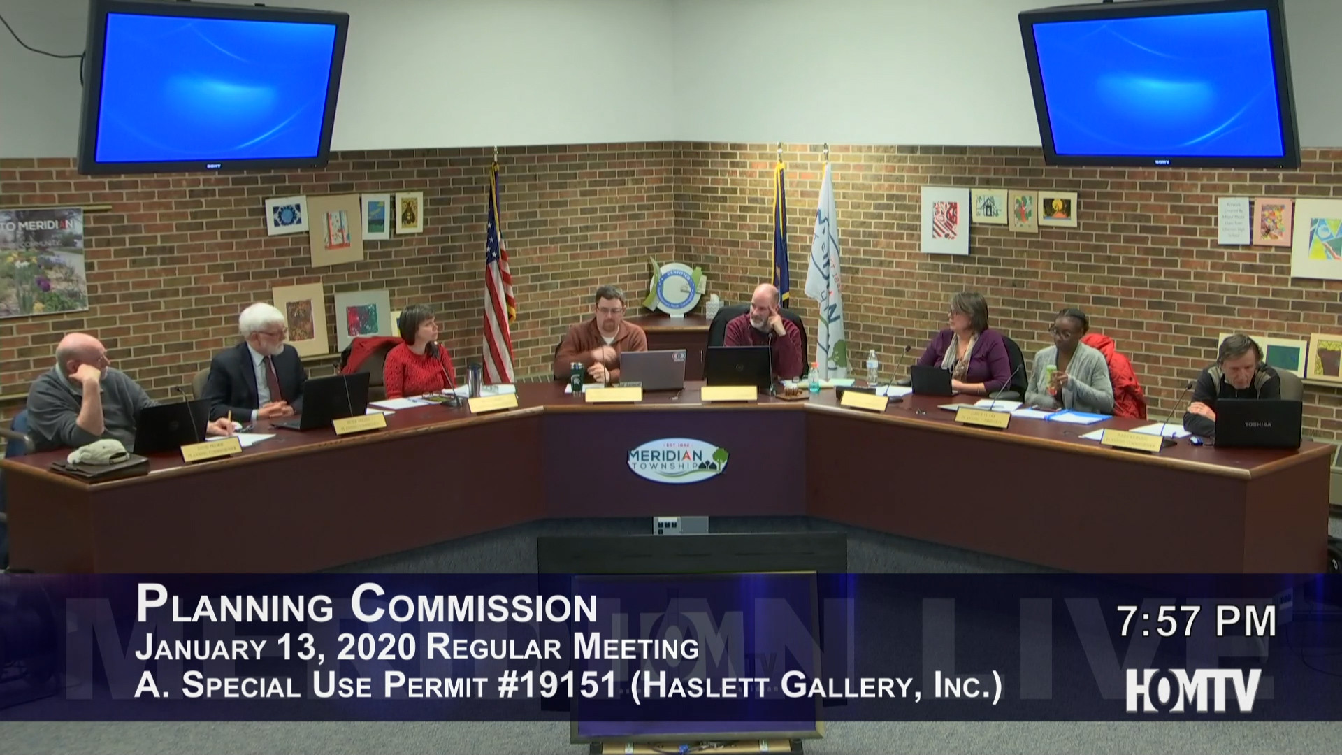 Planning Commission Discusses Medical Marihuana Facility Near Local Businesses