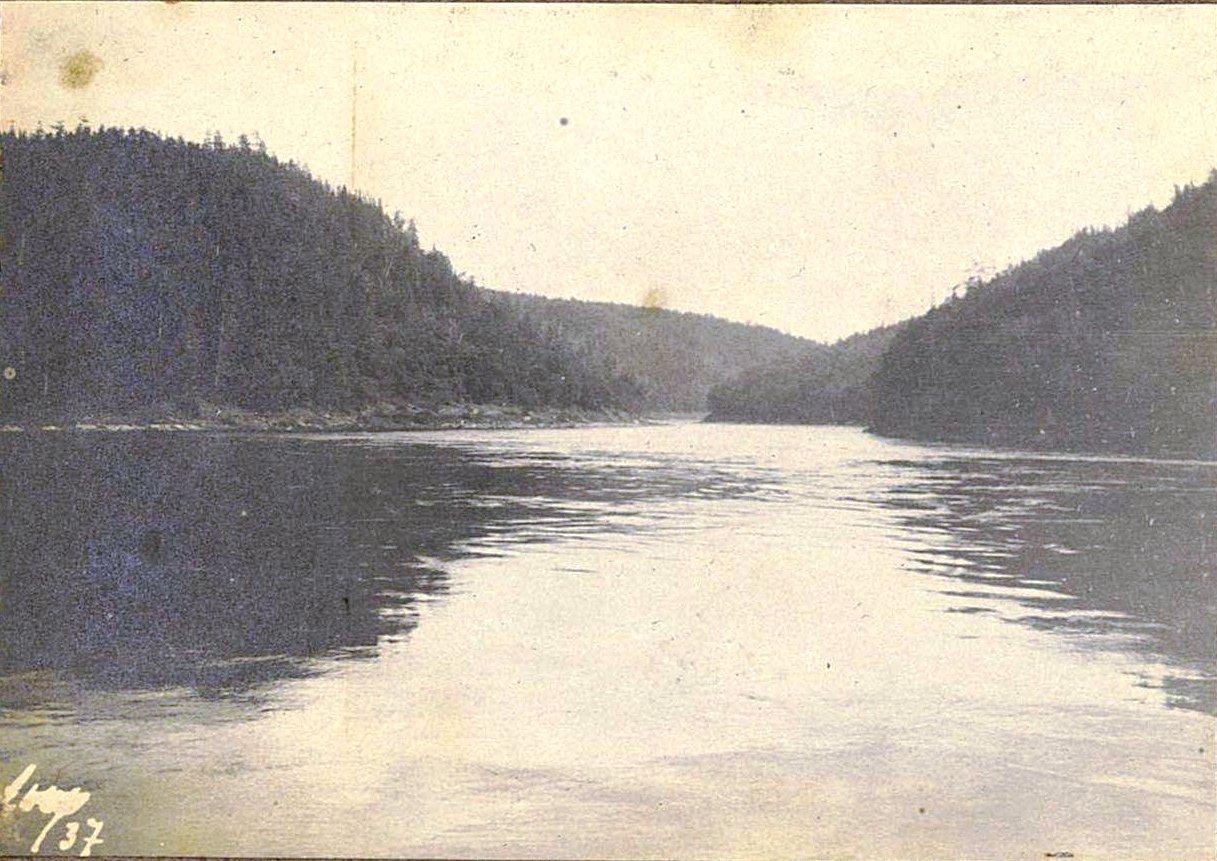 266. Вид реки Буреи