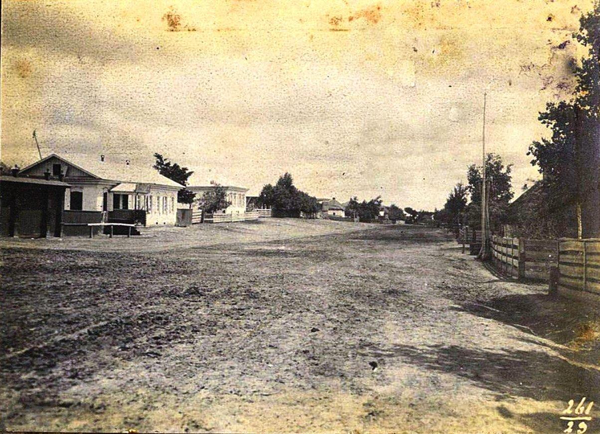 261. Старожилая деревня Песчано-Озёрская