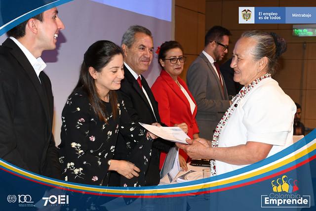 Cierre de Colombia Emprende
