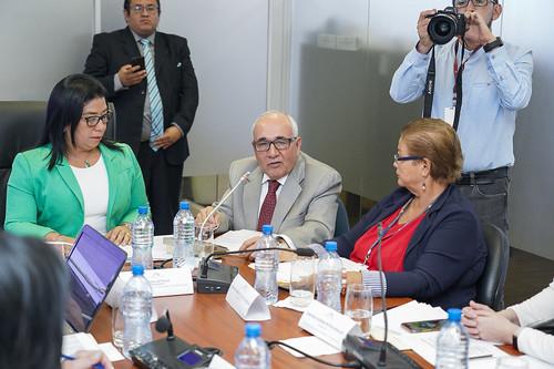 COMISIÓN DE TRABAJADORES. QUITO, 15 DE ENERO 2020.