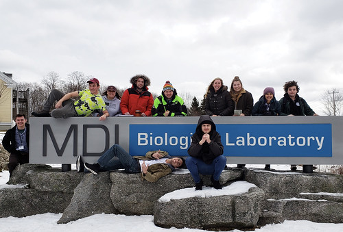 MDI Biological Laboratory short class