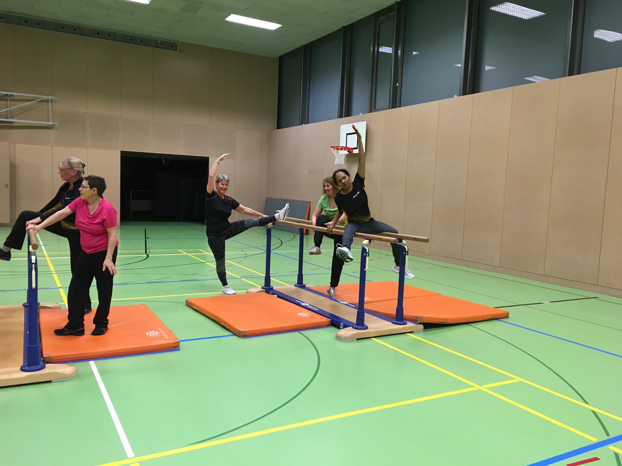Training Frauen